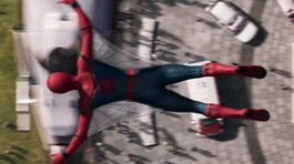 'Spiderman: Homecoming': Tony Stark mejora traje de Peter Parker en primer teaser (VIDEO)