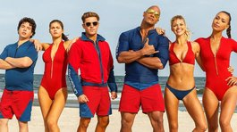 Baywatch: Primer tráiler de la nueva cinta de The Rock y Zac Efron (VIDEO)