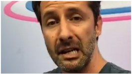 Facebook: Marco Zunino denunció maltrato en canal de TV (VIDEO)
