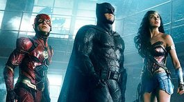Batman, The Flash y Wonder Woman juntos en la nueva foto de La Liga de la Justicia