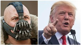¿Discurso de Donald Trump se parece al de Bane, el enemigo de Batman? (VIDEOS)