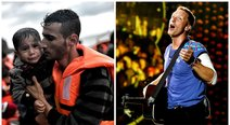 ​Coldplay con video se une a la causa a favor del rescate de refugiados