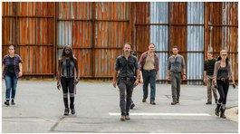 The Walking Dead regresa esta noche a la TV con una guerra sin cuartel