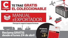 "Coleccionable ""MANUAL DEL EXPORTADOR"""