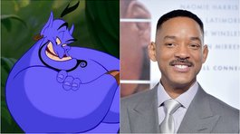 "Will Smith negocia con Disney para interpretar al Genio de ""Aladdín"""