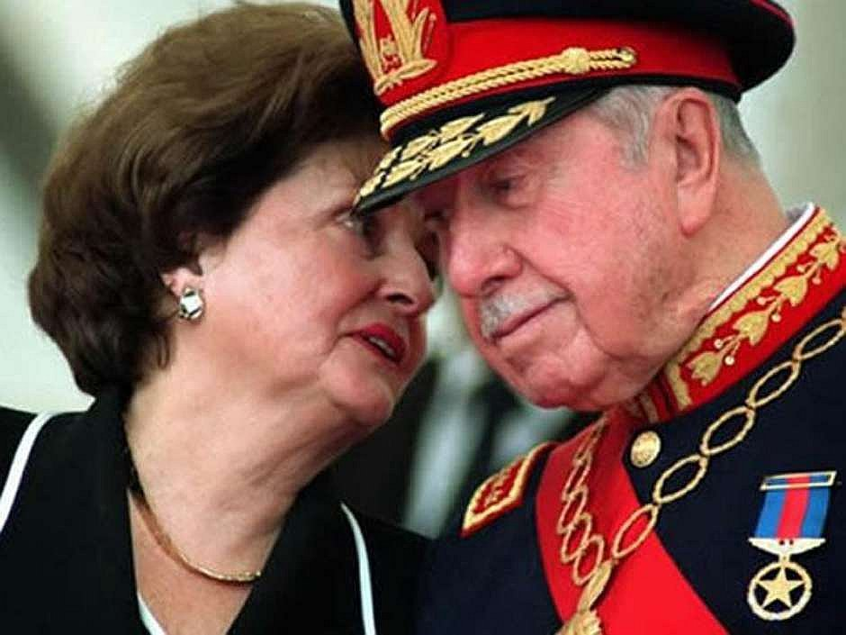 Augusto Pinochet: Viuda heredó pensión del dictador chileno (VIDEO y FOTOS)
