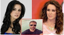 Maite Perroni apoya a William Levy y deja mal a Jacqueline Bracamontes en plena entrevista (VIDEO)