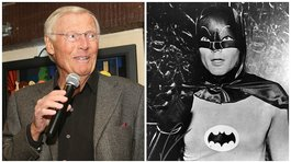 ​Adam West, actor que interpretó a Batman, falleció a los 88 años