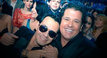 ​Marc Anthony y Carlos Vives cantarán en el Estadio Nacional (VIDEO)