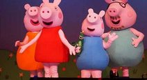 Peppa Pig regresa a Lima