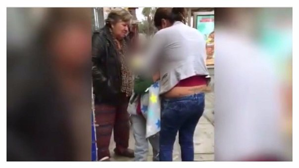 "Facebook: madre reprende a su hijo con indignante ""frase"" (VIDEO)"