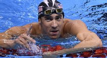 YouTube: Michael Phelps perdió en increíble duelo contra tiburón blanco (VIDEO)