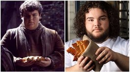 ​Game of Thrones: actor que interpreta a Hot Pie abre panadería y ofrece galletas en forma de lobo