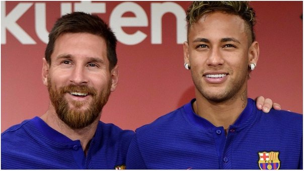 Lionel Messi se despide de Neymar con emotivo video [VIDEO]
