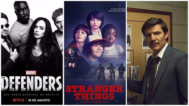 Netflix: estas son las series que debes ver en lo que queda del 2017 (VIDEO)