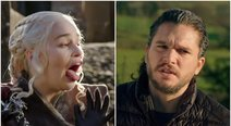 Game of Thrones: 'Jon Snow' y 'Daenerys' comentan sobre su escena íntima (VIDEO)