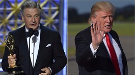 Emmy 2017: Alec Baldwin gana premio por su interpretación de Donald Trump (VIDEO)