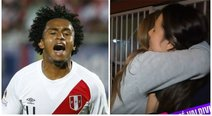 Yordy Reyna recibe emotiva noticia horas antes del partido (VIDEO)