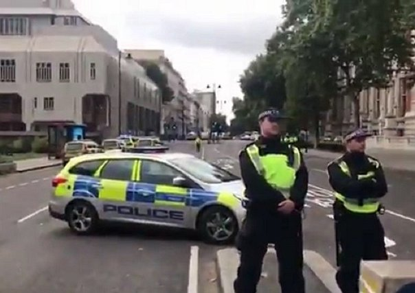 Londres: Atropello masivo cerca de Museo de Historia Natural (VIDEO)
