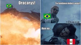 Rusia 2018: memes de Game of Thrones explican la última fecha de las eliminatorias (FOTOS)