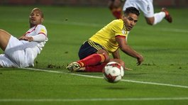 Radamel Falcao negó un pacto entre Colombia y Perú para eliminar a Chile (VIDEO)