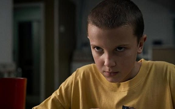 Stranger Things revela una escena inédita con 'Eleven' (VIDEO)