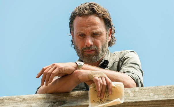 """The Walking Dead"": Andrew Lincoln revela el dramático cambio de 'Rick'"