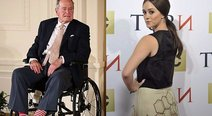 Heather Lind acusó George Bush padre de acoso sexual y este pide perdón