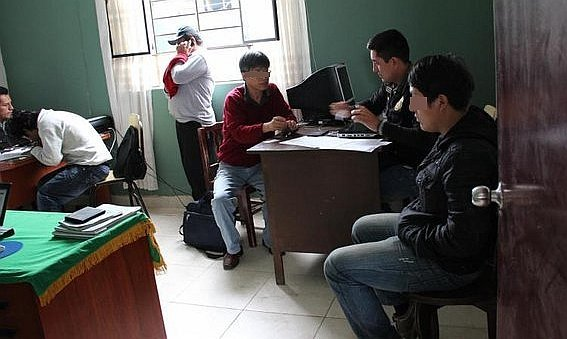 Requisitoriados son detenidos en Cusco