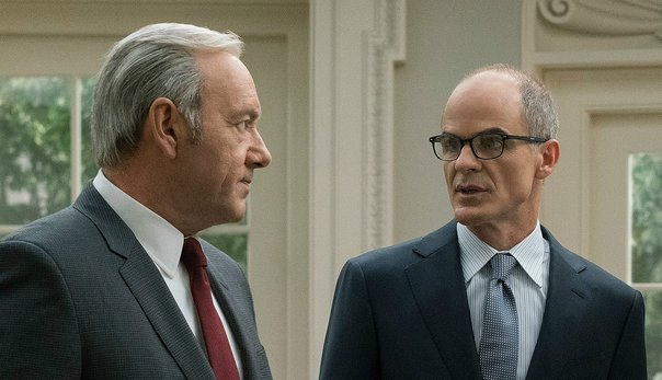 "Netflix está preparando un 'spin-off' de ""House of Cards"""