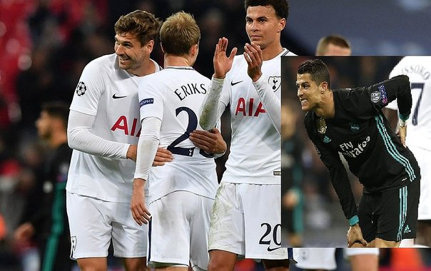 Champions League: Tottenham doblega 3-1 al Real Madrid en Wembley (VIDEO)