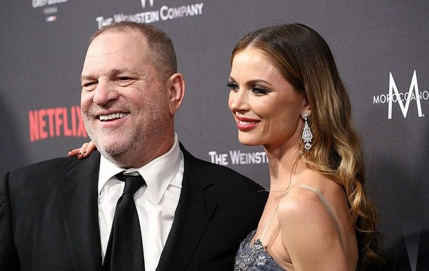 Harvey Weinstein: Actriz canadiense lo acusa de agresión sexual
