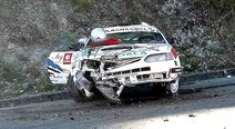Caminos del Inca: Aparatoso accidente obliga a anular etapa del rally (VIDEO)