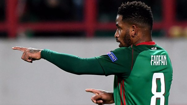 Jefferson Farfán anotó golazo para el Lokomotiv en la Euopa League (VIDEO)