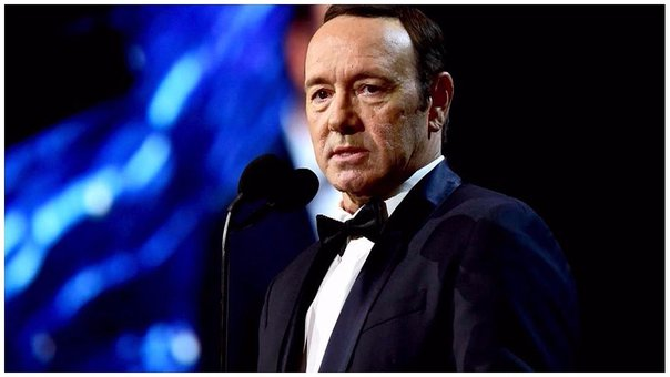 Kevin Spacey se someterá a tratamiento tras denuncias por acoso sexual