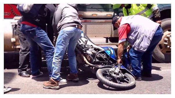 2,172 accidentes de tránsito se registran en Piura