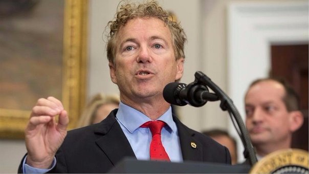 Arrestan a sospechoso de agredir al senador Rand Paul en Kentucky