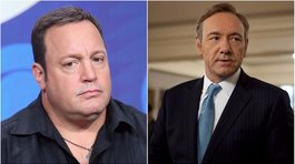 House of Cards: piden que Kevin James reemplace a Kevin Spacey como Frank Underwood