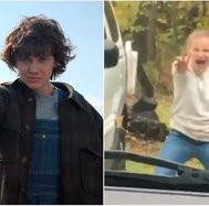 Intentó usar los poderes de 'Eleven' de Stranger Things y se volvió viral (VIDEO)