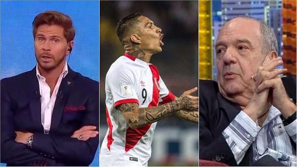 Periodista de Fox Sports indignado por fuerte calificativo contra Paolo Guerrero (VIDEO)