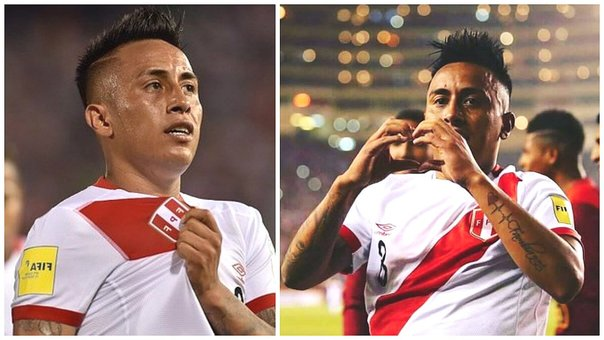 Christian Cueva comparte emotivo video horas antes del partido de repechaje