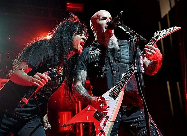 "Anthrax en Lima: Concierto cambia de local y está a un paso del ""sold out"""