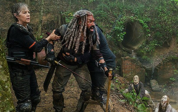 The Walking Dead: avance, sinopsis y todo lo que debes saber del 8x05 (VIDEO)
