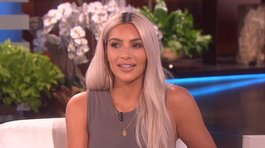 Kim Kardashian confirmó por accidente el sexo de su bebé (VIDEO)