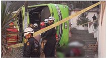 Indecopi multa con S/ 1,8 millones a Green Bus, responsable de accidente en cerro San Cristóbal