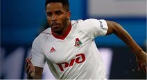 ​Jefferson Farfán anotó dos goles para el Lokomotiv en la Europa League (VIDEO)