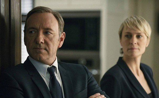 """House of Cards"" reanudará su producción sin Kevin Spacey"