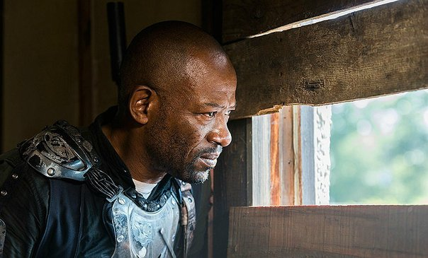 'Morgan' dejó The Walking Dead y ya graba Fear the Walking Dead