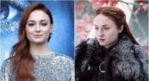 "Sophie Turner, actriz de ""Game of Thrones"", está en Chile y llegaría a Lima"