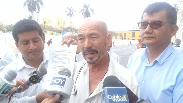 Trujillo: Taxistas conforman Frente de Defensa (VIDEO)
